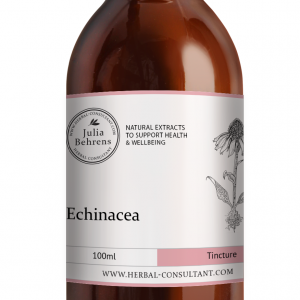 Echinacea & Elderberry Syrup